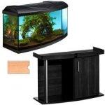 Diversa akvárium komplet 112 l oblúk + stolík Comfort buk