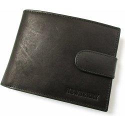 a82812b82 New Berry pánska peňaženka z bravčovej kože 885 čierna od 17,60 ...