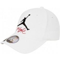 603c1c0eaceefe Nike Air Jordan Jumpman Flight Stretch Fit cap White Black ...