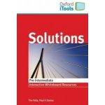 Solutions iTools: Pre-Intermediate