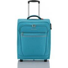 259513b051e91 Travelite Kabinový kufr Cabin 2w 23-turquoise 44 l !!!
