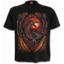 Spiral Dragon Furnace Black L016M123