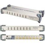 "Aten CS-1758 8-port KVM USB/PS2, audio, OSD, rack 19"""