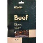 Meat Makers Beef Jerky sušené hovězí maso pepř 40g