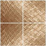Dimex, keramické obklady - obklad zlatý - 40 x 40 cm