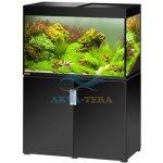 Eheim Incpiria 300 akvárium so skrinkou a osvetlením, čierny lesk 300 l