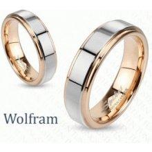 6b845e5c9 Steel Edge Wolfrámový prsteň Spikes 182
