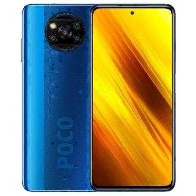 Xiaomi Poco X3 NFC 6GB/128GB, Modrý
