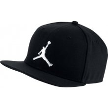 a198550ae Air Jordan Pro Jumpman Snapback Black