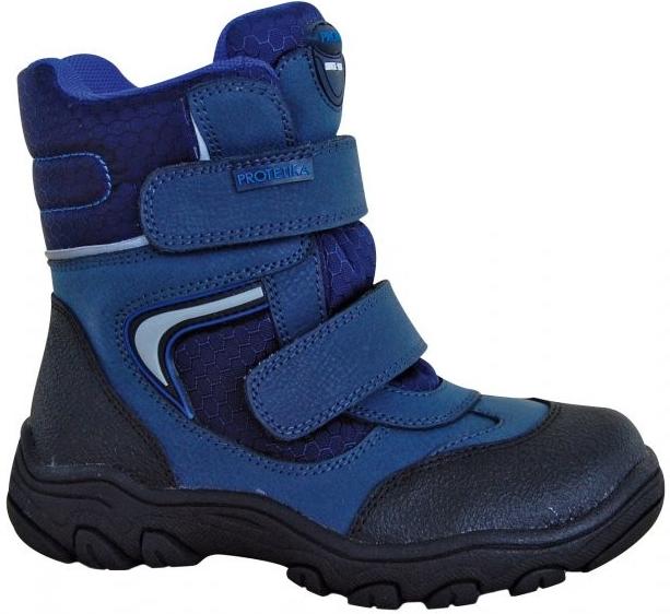 9c358373e9e3 Filtrovanie ponúk Protetika chlapecké zimní boty s membránou Torsten modrá  - Heureka.sk