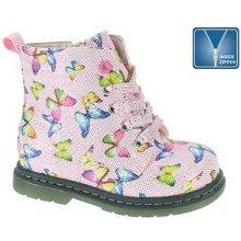 8391b2b57 Beppi dievčenské členkové topánky ružová