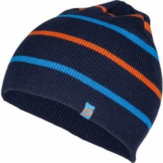4c2386116 Detská čiapka Chlapčenská pletená čiapka AERODACTYL čierna ...