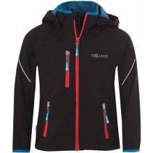 Trollkids detská bunda Rondane s odopínateľnými rukávmi tmavo modrá