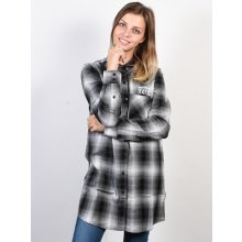 fdfbafd1f686 FOX košeľa MOTO X LONG Flannel black white