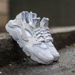 Nike Air Huarache White/ White-Pure Platinum