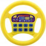 MADE Volant na batérie žltý