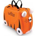 detský kufor na kolieskach TRUNKI Tiger