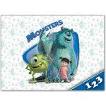 Desky na číslice MFP Disney Monsters