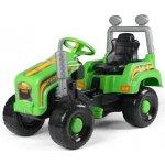 BJ Plasik Traktor MEGA šlapací zelená