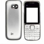 Kryt Nokia C2-01 strieborný