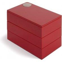 Umbra Spindle šperkovnica 308712505/S červená
