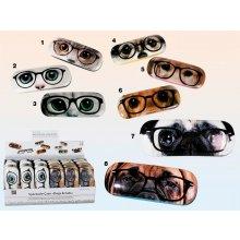 Dogs & Cats púzdro na okuliare
