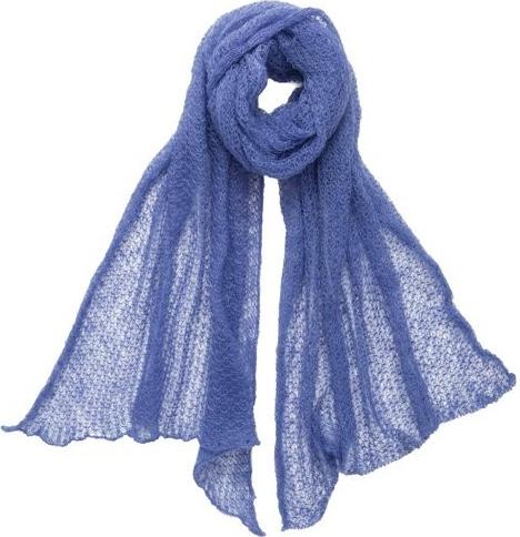 11acf3928a4 Hinterveld Šál ATMOSPHERE BLUEBELL modrá alternatívy - Heureka.sk