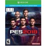 Pro Evolution Soccer 2018 (Legendary Edition)