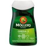 Mollers Omega 3 Double 112 kapsúl