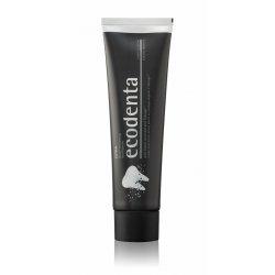 Ecodenta Čierna bieliaca zubná pasta 100 ml