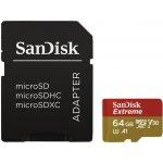 SanDisk microSDXC 64GB UHS-I U3 SDSQXAF-064G-GN6MA
