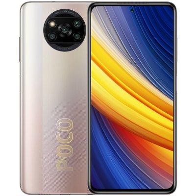 """Xiaomi Poco X3 PRO 6GB/128GB GLOBAL bronze (Dual sim, 4G LTE internet, 8-jadro, RAM 6GB, pamäť 128GB, FullHD+ displej 6.67"""", 48MPix, NFC, 5160mAh)"""