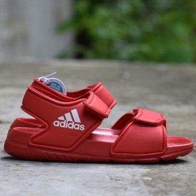 Adidas Altaswim C EG2136 Červená