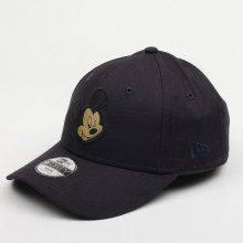 a383a9afc1a New Era 9FO Character Mickey Mouse Child Navy Gold