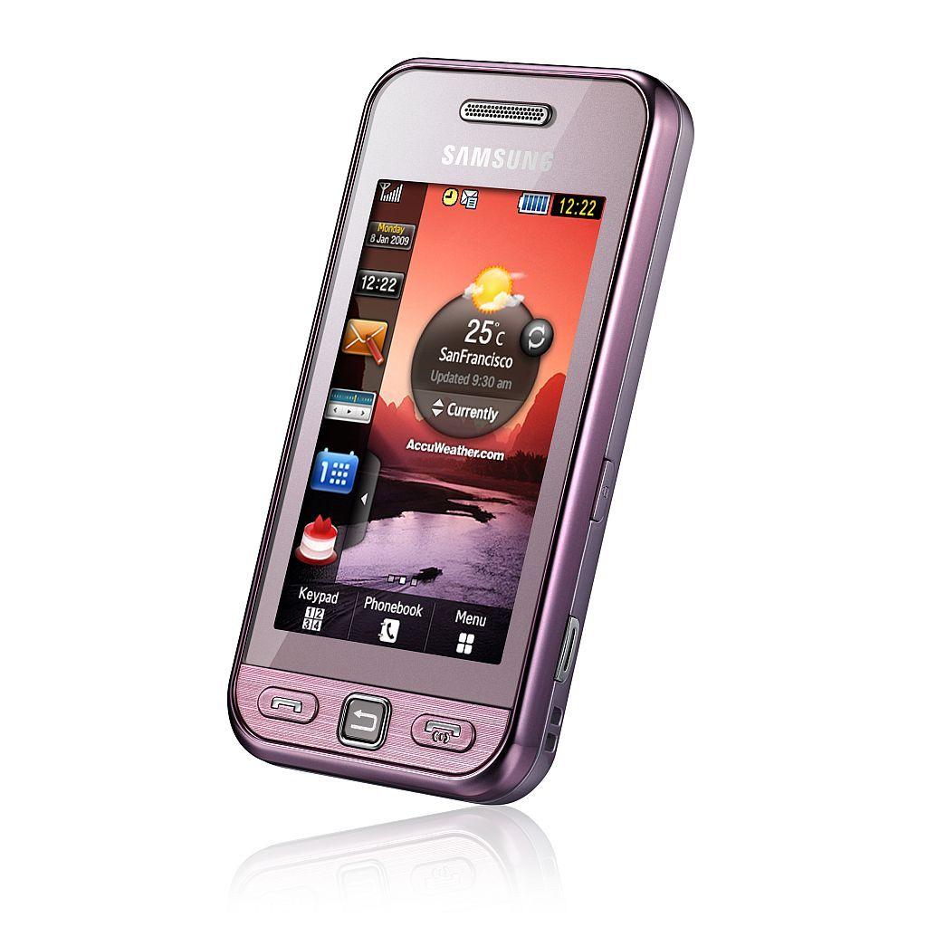 Mobilný telefón Samsung S5230 Star