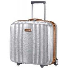 "Samsonite pilotní kufor na notebook 15,6 "" Lite-Cube DLX rolling tote plus,Aluminium 08"
