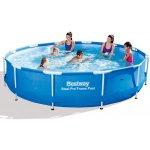 Bestway okrúhly bazén s oceľovým rámom, 366 x 76 cm