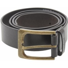 Lee Cooper Plain Core Belt Mens Brown