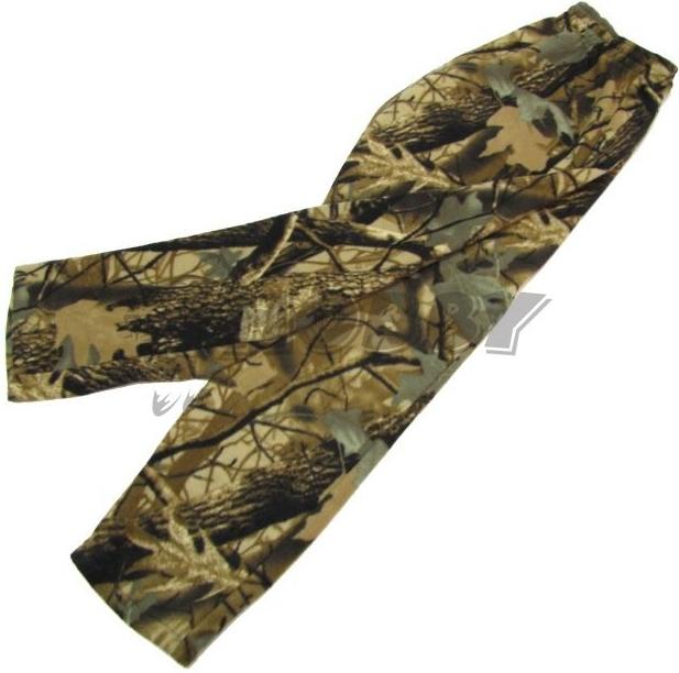 3d12d60ff2 Rybárske nohavice a kraťasy Energofish ET Camouflage Fleece Trousers ...
