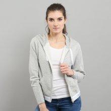 Calvin Klein Top Hoddie Full Zip šedá c067e86f7ac