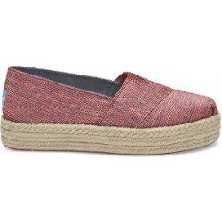 459dd58c90de Toms dámske topánky na platforme červené alternatívy - Heureka.sk