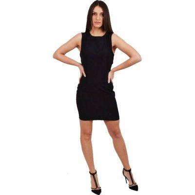 Guess dámske kokteilové šaty čierne