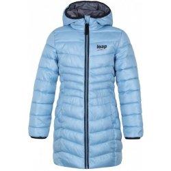 Filtrovanie ponúk Loap Dievčenský zimný kabát Ikima svetlomodrá ... 7ae3a5fa0c2