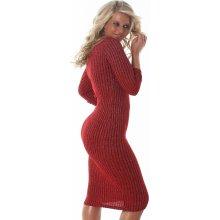 Dámske šaty Dámské šaty červené - Heureka.sk 9abb9271a2c