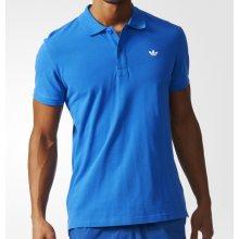 Adidas Originals Tričko s golierom »ADI POLO« modrá eee657973b0