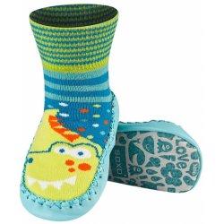 Soxo Dětské ponožkové papuče 32408 Ch alternatívy - Heureka.sk 14852317b44