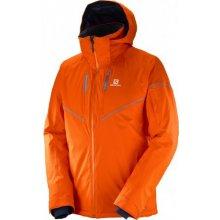 Salomon Stormrace jacket vivid orange 397360 pánská nepromokavá zimní  lyžařská bunda 68c4a8f6f77