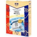 K&M D / B02 MICRO Bosch typ G microbag 4 ks