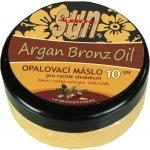 SunVital Argan Bronz Oil opalovacie maslo SPF10 200 ml