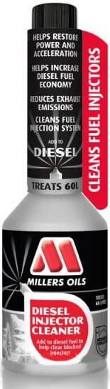Millers Oils Diesel Injector Cleaner 250 ml - 0